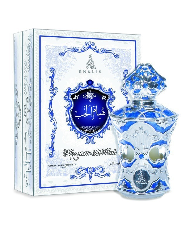 Parfum Arabesc HAYAM AL HUB Oil Unisex 20ml