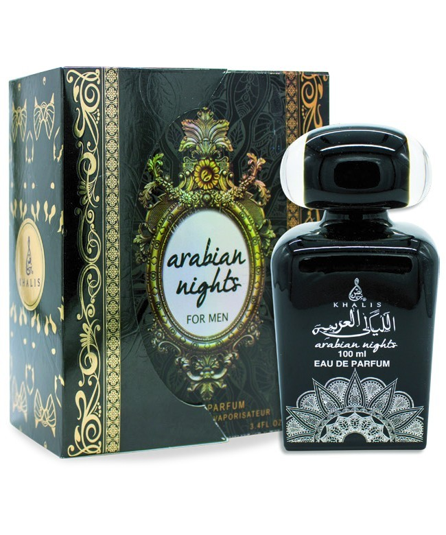 Parfum Arabesc Arabian Nights Barbatesc 100 ml