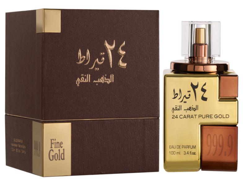 24 Carat Pure Gold, Apa de Parfum arabesc unisex 100ml