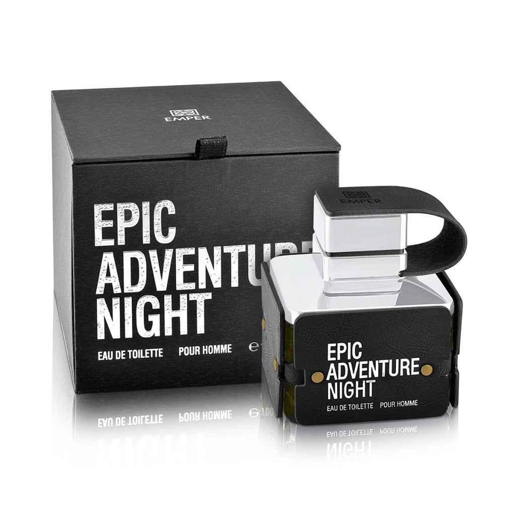 Parfum Arabesc Epic Adventure Night barbatesc 100ml