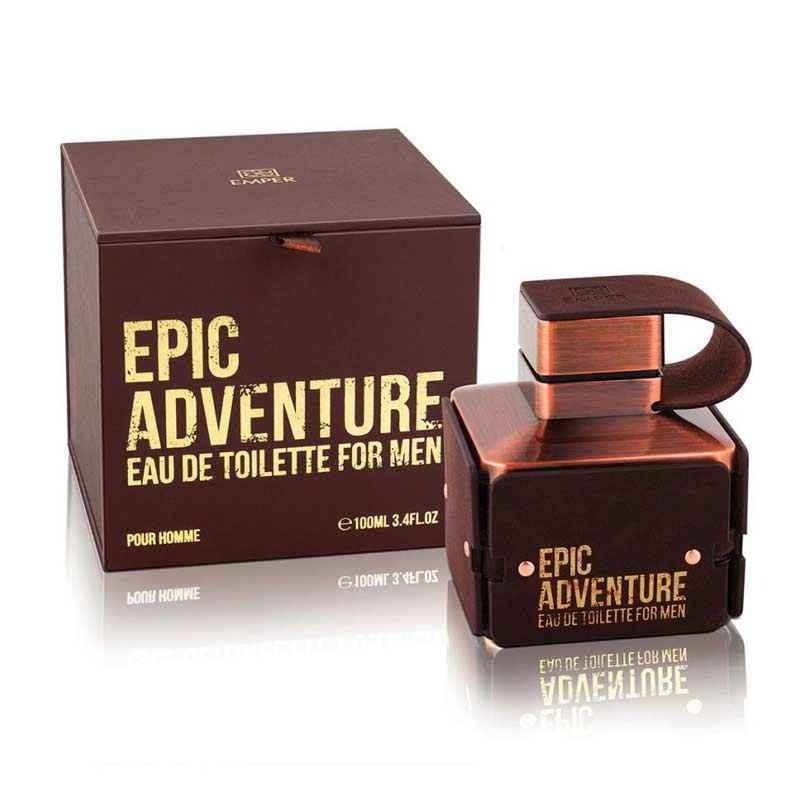 Parfum Arabesc Epic Adventure Barbatesc 100ml